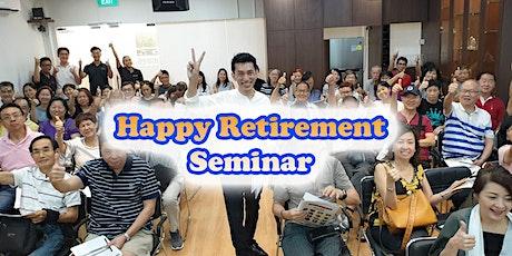 Retirement Planning 101 Webinar tickets