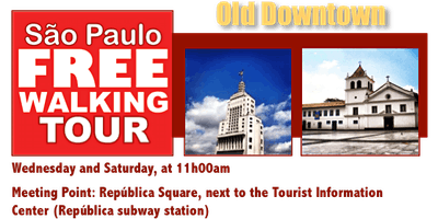 SP Free Walking Tour - OLD DOWNTOWN (English)