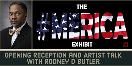 #Merica Opening Reception and Artist Talk (Reservations Required) tickets