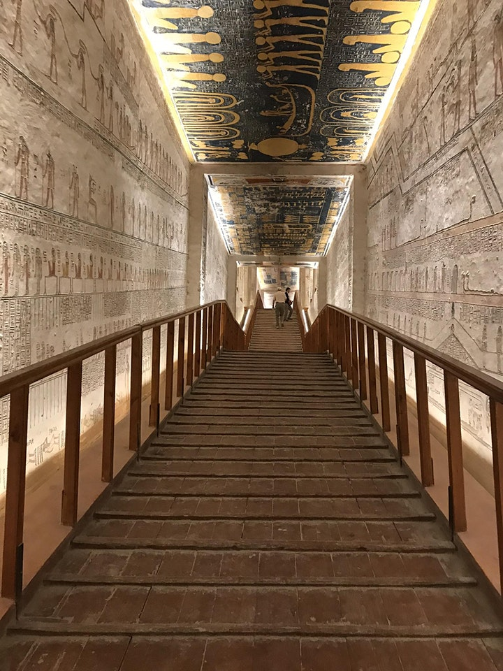 The Valley of The Kings: Exploring Egypt's Most Famous Tombs image
