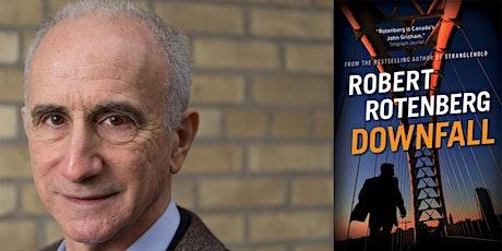 An Evening with Author Robert Rotenberg tickets