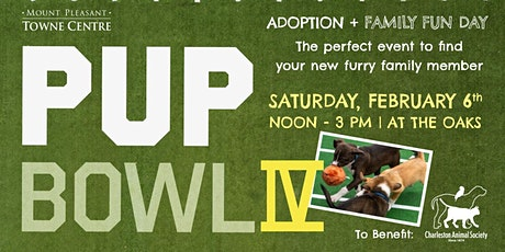 Pup Bowl IV: Where Every Adoption is a Touchdown tickets