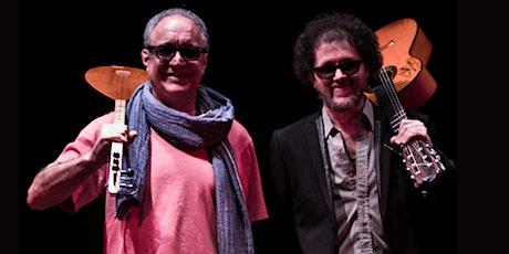 Música al Aire Libre: Romero-Mehaudy presentan FLAMENCO SEFARDÍ tickets