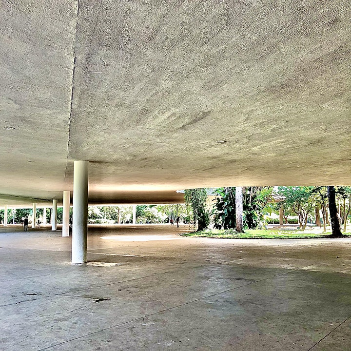 Imagem do evento SP Free Walking Tour - IBIRAPUERA PARK (Português)