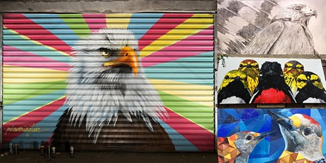 'The Audubon Mural Project: NYC Street Art for Endangered Birds' Webinar tickets
