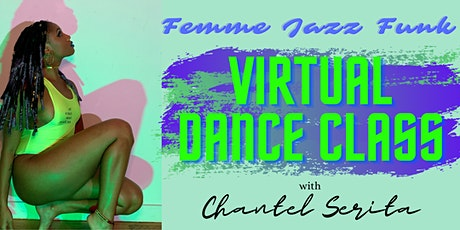 Femme Jazz Funk Dance Class tickets