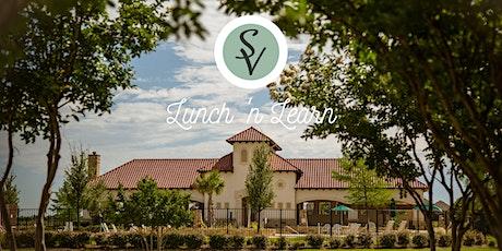 Sonoma Speaks Virtual Lunch n Learn tickets