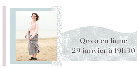 Qoya avec Brigitte- 29  janvier à 19h30 EST billets