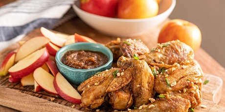 Homemade Events: FREE Jazz Apple Korean Game Day Wings! tickets