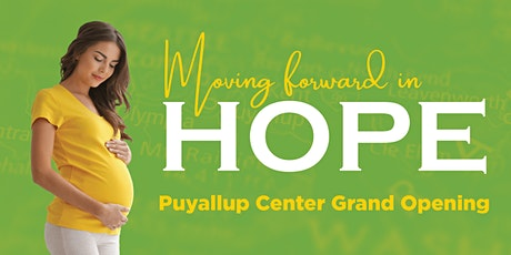Puyallup Center Grand Opening tickets