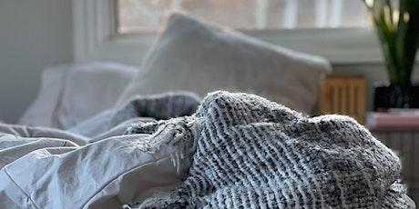 Regulating Your Sleep tickets