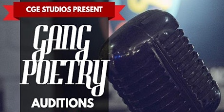 Gang Poetry tickets