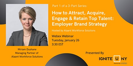 Employer Brand Strategy (Part 1) tickets