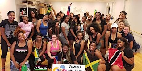 FETENESS™ Caribbean Dance Fitness Class (Virtual) tickets