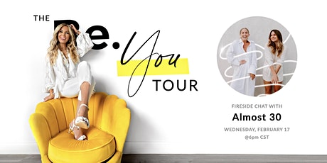 The Be. You Tour with Almost 30 and Jessica Zweig tickets