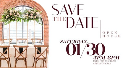 The River Room Open House;  A Boutique Style Bridal Show tickets