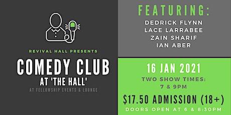 Comedy Club | Saturday, Jan. 16 tickets