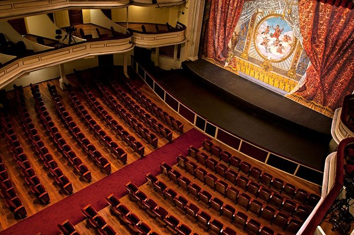 "Imagen de Tour ""Apasionado"" Quito Teatro Sucre"