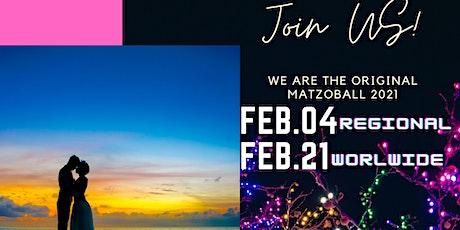 Jewish Melting Pot - Feb 21st - 3pm EST tickets