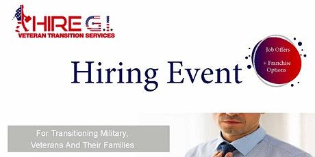 Joint Base Lewis McChord - Live Career Fair tickets