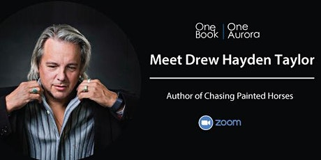 Meet Drew Hayden Taylor tickets