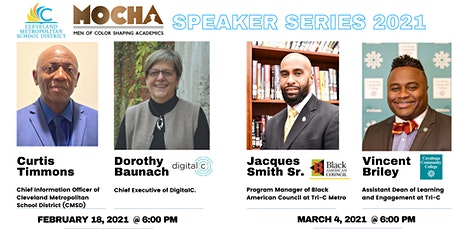 "MOCHA Speaker Series: ""Developing Post-Secondary Black Male Leadership"" tickets"