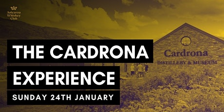 Aotearoa Whiskey Club : 'The Cardrona Experience' (January Tasting) tickets