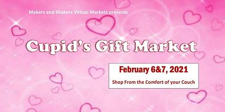 Cupid's Gift Market (Online) tickets