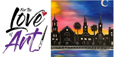 Paint & Sip at Palmetto Brewing Co: Holy City tickets