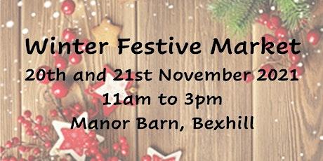 Winter Festive Market tickets