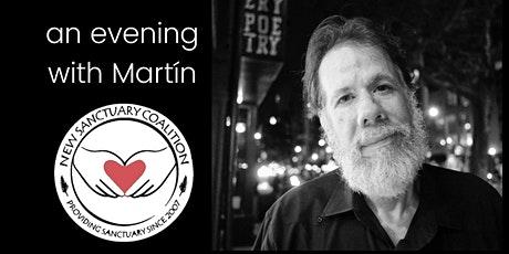 An Evening with Martín tickets