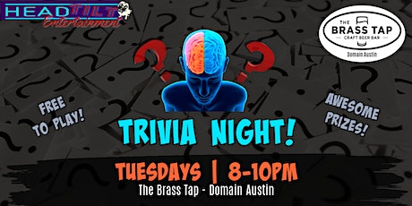 General Trivia at The Brass Tap - Domain Austin tickets