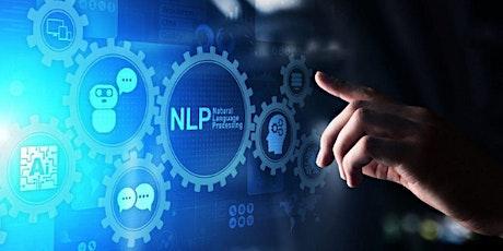 4 Weeks Natural Language Processing(NLP)Training Course Valdosta tickets