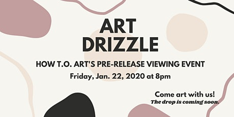Art Drizzle tickets