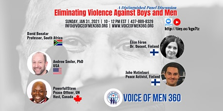 Eliminating Violence Against Boys and Men tickets