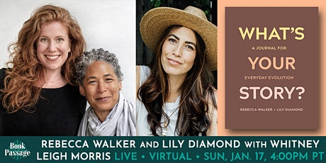 Book Passage Presents: Rebecca Walker and Lily Diamond tickets