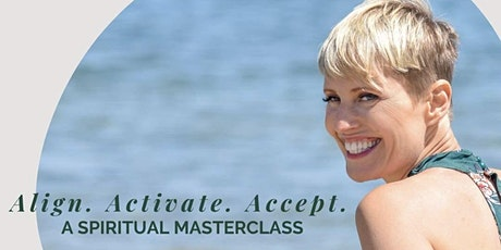 Spiritual Masterclass Series - Attract Energy that's Right for You tickets
