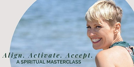 Spiritual Masterclass Series - #5 Your Growth and Becoming You tickets