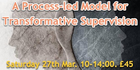 A Process-led Model for Transformative Supervision tickets
