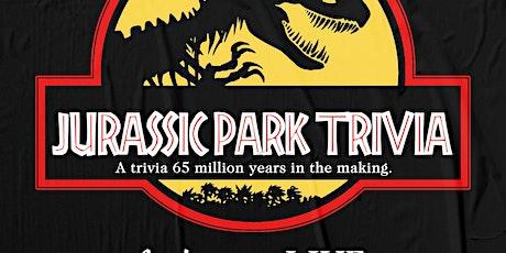 Jurassic Park (1993) Trivia on Instagram LIVE tickets