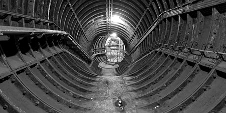 Underground London: What's Below the Capital: Zoom Tour with Ed Glinert tickets