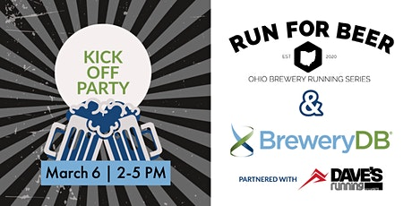 2021 Ohio Brewery Running Series Kickoff at Patron Saints Brewing! tickets