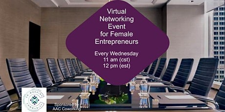 Networking for Female Entrepreneurs tickets