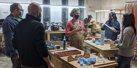 WoodLab Consult Night @ MakerLabs tickets
