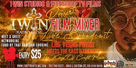 Press, Cast & Crew Mixer for KOC tickets
