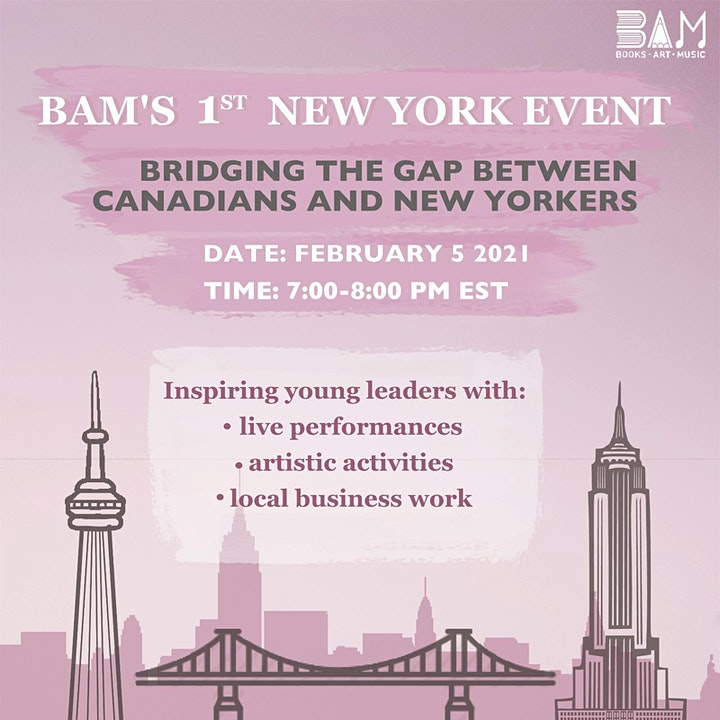 BAM 1st New York Event - Bridging the gap between Canadians and New Yorkers image