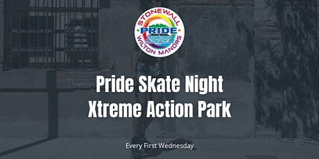 Pride Skate Nights at Xtreme Action Park tickets