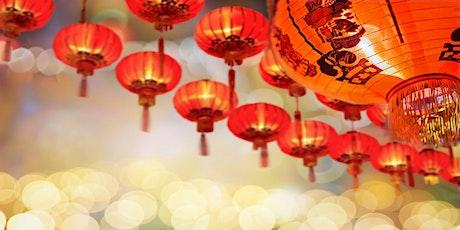 Chinese Lantern Making Workshop tickets