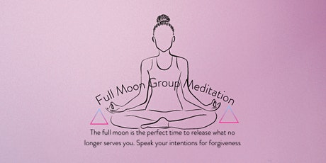 Full Moon Group Meditation tickets