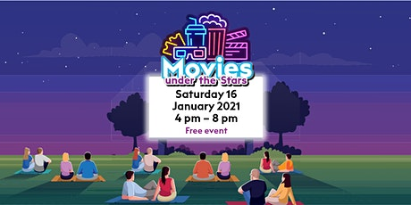Movies under the stars tickets